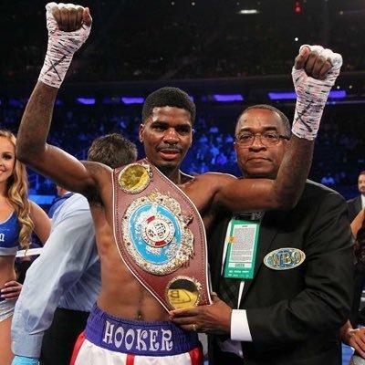 Hooker WBO Champion