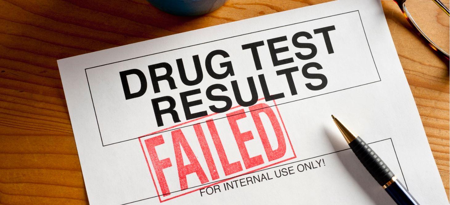 Failed Drug Test