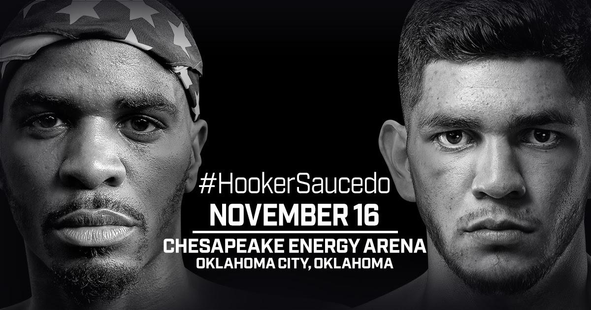 Maurice Hooker vs Alex Saucedo